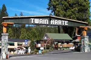 Twain Harte Arch